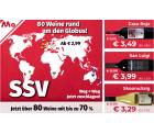 Weinvorteil  – SSV mit bis zu 70% Rabatt auf über 80 Weine