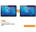 2 Stück HUAWEI MediaPad T3 10 9.6 Zoll/16GB/Android 7/WiFi Tablet für 199 € (263 € Idealo) @Saturn