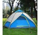 3 Personen Pop Up Zelt mit Schlafbereich für 27.99 EUR @eBay