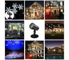 Amazon: COSANSYS Indoor/Outdoor LED Schneeflocken Projektor mit Gutschein für nur 16,09 Euro statt 22,99 Euro