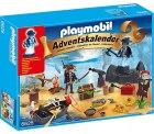 Amazon und Kaufhof: Playmobil Adventskalender Geheimnisvolle Piratenschatzinsel für nur 12,99 Euro statt 18,90 Euro bei Idealo