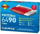 AVM FRITZ!Box 6490 Cable Router für 135 € (155,99 € Idealo) @Saturn