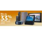 Bis zu 33% Rabatt auf Amazon Geräte @Amazon z.B. Fire 7-Tablet mit...