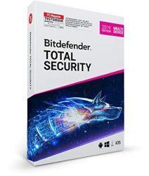 Bitdefender Total Security 2019 für 6 Monate kostenlos testen Wert ca 12€