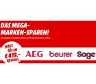 Das Mega Marken-Sparen @Media-Markt z.B. BEURER 769.25 BG 17 Körperanalysewaage für 12 € (29,99 € Idealo)