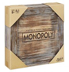 Galria Kaufhof: Hasbro Monopoly Holz Sonderedition für nur 38,94 Euro statt 63,75 Euro bei Idealo