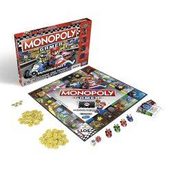 Hasbro E1870100 – Monopoly Gamer Mario Kart für 24,98€ (PVG 29,36€) @toysrus & Amazon