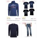 Jeans-Direct: Bis zu 80% Rabatt im Sale + 20% Extrarabatt mit Gutschein ab 30 Euro MBW