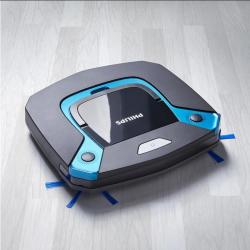Mömax: Philips Saugroboter Smart Pro Easy mit Wischfunktion mit Gutschein für nur 137,28 Euro statt 269,99 Euro bei Idealo