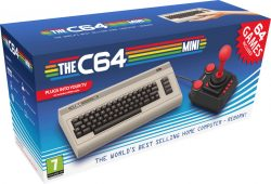 Retro Games The C64 Mini inkl. 64 Games für 39,99 € (54,99 € Idealo) @Media-Markt