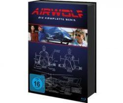 Saturn – Airwolf: Die komplette Serie [Blu-ray] für 39,99 € statt 64,49 € laut PVG