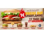 Sparcoupons mit bis zu 52% Rabatt für McDonalds, Nordsee, KFC und Burger King