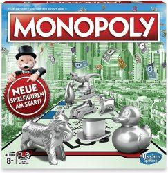 Toys R us: Hasbro Monopoly Classic für nur 16,79 Euro statt 21,24 Euro bei Idealo