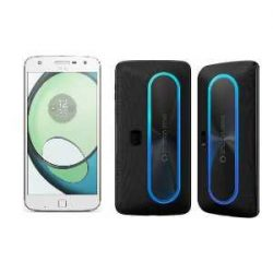 Amazon – Motorola Moto Z Play Smartphone + Moto Smart Lautsprecher mit Alexa für 188 € inkl. Versand statt 378,12 € laut PVG