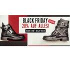 Black Friday 20% Rabatt auf alles bei Roland Schuhe