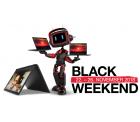 Black Weekend bei Notebooksandmore vom 22. bis 26.11.2018