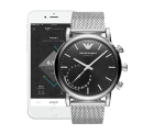 EMPORIO ARMANI ART3007 Android/iOS Smartwatch für 189 € (246,75 € Idealo) @Saturn