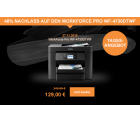 Epson Black Friday –  z.b. Epson WorkForce Pro WF-4730DT­WF 4 in 1 Drucker für 129 € inkl. Versand statt 140,99 € laut PVG