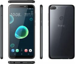 HTC Desire 12+ 6 Zoll/32GB/3GB RAM/Dual-SIM/Android 8 Smartphone für 139 € (195,98 € Idealo) @Amazon und Media/Saturn