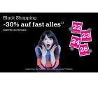 mömax Black Shopping Week 30% Rabatt auf fast alles vom 22. bis zum 26.11.2018