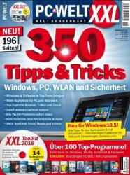 PC-WELT XXL-Sonderheft Tipps & Tricks im Wert von 12,90€ kostenlos downloaden