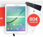 Samsung Galaxy Tab S2 9.7 Tablet mit LTE für 49,95€ + 80€ Cashback + Vodafone 5GB Flat für nur 17,49€ mtl.