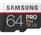 SAMSUNG Pro Plus 64GB micro-SDXC Speicherkarte für 25 € (39,99 € Idealo) @Saturn