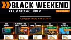 Saturn Black Weekend: Der Countdown läuft. Am 29.11. startet der Black Friday 2019 bei Saturn!