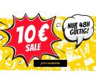 SportSpar: Jedes Teil nur 10 Euro im Mega-Sale wie z.B. der ASICS Tiger GEL-Lyte III Sneaker statt 69,44 Euro bei Idealo