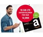 Telekom 10GB LTE Datenflat (Sim-only) für 12,99€ mtl.+ 25€ Amazon Gutschein + Weihnachtsbaum @freenet