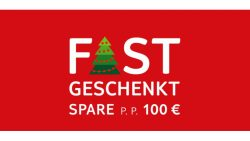 100€ Gutschein für TUI Pauschalreisen @ TUI Advent-Sale