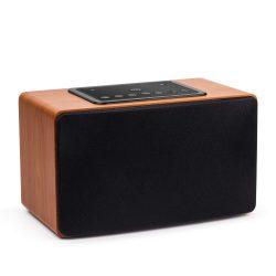 Amazon: August WS350 Multiroom Lautsprecher mit WLAN,DLNA, Bluetooth und NFC mit Gutschein für nur 89,97 Euro statt 149,95 Euro bei Idealo