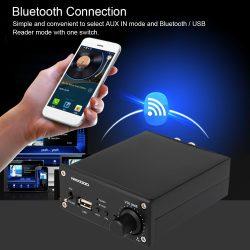 Amazon – Docooler NK-268 Digital Audio Endstufe mit Bluetooth durch Gutscheincode für 35,19€ statt 43,99€