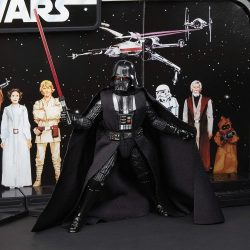 Amazon – Hasbro Star Wars The Black Series 6 Diorama Jubiläums-Figurenset mit Darth Vader Actionfigur für 19,07€ (44,99€ PVG)