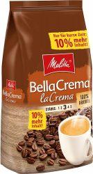 Amazon – Melitta BellaCrema Cafe LaCrema Bohnen (1 kg)Sparabo 8,44 € oder einmlaig für 8,88 € statt 10,66 € laut PVG