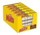 Amazon: Nestlé Nuts Schoko-Riegel mit ganzen Haselnüssen 24er Pack (24 x 42g) Großpackung für nur 9,41 Euro statt 11,54 Euro bei Idealo