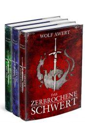 Amazon – Paranaea Gesamtausgabe EBook (Band 1 bis 3 mit 3.000 Seiten) Kindle Edition kostenlos statt 21,97€