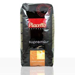 Amazon – Piacetto Espresso Kaffee Supremo CAFFÈ CREMA 6 x 1kg ganze Bohne für 27,03 € statt 93,94 € laut PVG
