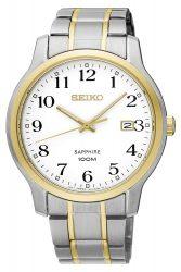 Amazon – Seiko SGEH68P1 Herren Analog Quarz Uhr für 89,99€ (161,61€ PVG)