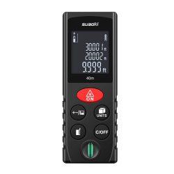 Amazon – SUAOKI Laser Entfernungsmesser 40M durch Gutscheincode für 13,19€ (25,29€ PVG)