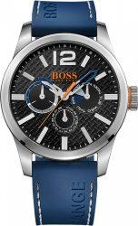 Amazon und Kaufhof: Hugo Boss 1513250 Orange Paris Herren-Armbanduhr für nur 95,99 Euro statt 143,75 Euro bei Idealo