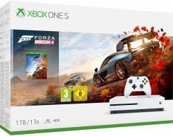 Amazon und Otto: Microsoft Xbox One S 1TB + Forza Horizon 4 für nur 179,99 Euro statt 215,99 Euro bei Idealo