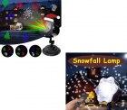 Amazon – Weihnachtliche LED Projektionslampe mit Fernbedienung für Innen & Außen für 19,99 € inkl. Versand statt 39,99 € mit Gutschein