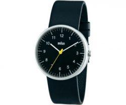 Braun Herren DREI Hand Quarz Bewegung Armbanduhr mit Analog Display für 49€ inkl. Versand (PVG 83,90€) @amazon
