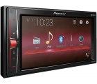 Comtech – Pioneer MVH-AV200VBT 15,74cm (6,2 Zoll) Touchscreen Moniceiver...