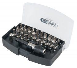 Ebay – KS Tools 911.2060 Bit-Box mit Gürtelhalter (32-teilig) für 7,90€ (13,25€ PVG)