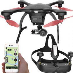 Ehang GhostDrone 2.0 VR – Drohne VR Brille Werkzeug für (iOS) für 399€ inkl. Versand (PVG 569€) @ebay