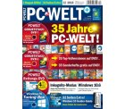KioskPresse – 4 Ausgaben PC WELT + für 22,95 € + 22,95 € Verrechnungscheck