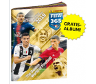 Paninishop – PANINI FIFA 365 2019 Stickerkollektion Album kostenlos bestellen