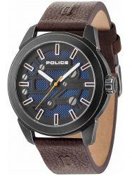 Police PL14637JSQU.03 Mystery Herren Armbanduhr für 53,90€ mit NL-Gutschein (PVG 60,68€) @TimeShop